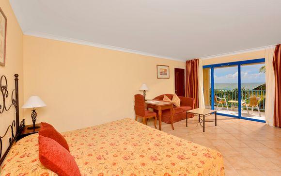 El Hotel Iberostar Playa Alameda le abre sus puertas para su estancia en Varadero