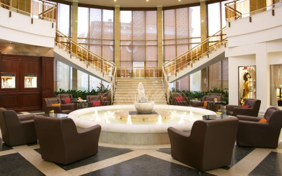 Radisson Slavyanskaya Hotel & Business Center 4*