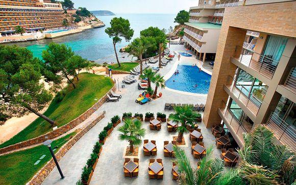 Todo incluido con acceso directo a las playas de Mallorca
