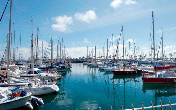 Hotel Puerto Juan Montiel Spa & Base Nautica 4*