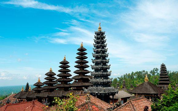 Malasia y Bali le esperan