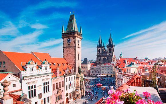 Praga y Viena en 4*