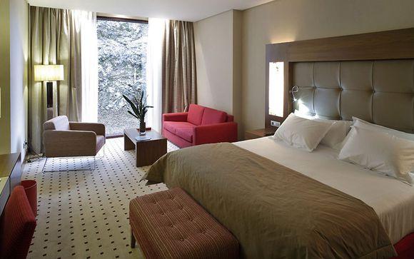 El Hotel Gran Hotel Las Caldas Villa Termal le abre sus puertas