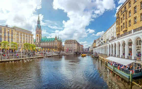 Hamburgo te espera