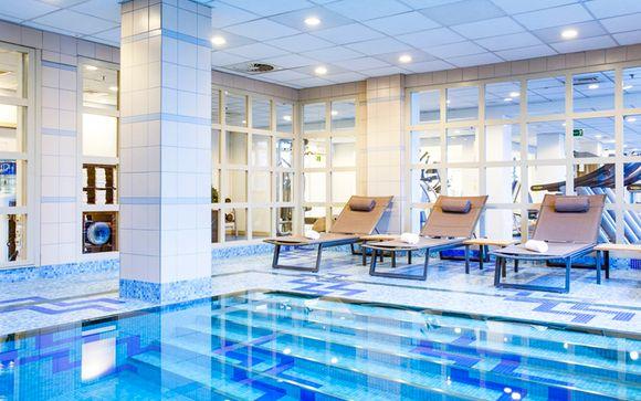 Bélgica Amberes  Radisson Blu Astrid Hotel 4* desde 62,00 €