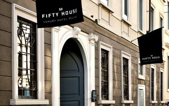 El Hotel Fifty House le abre sus puertas