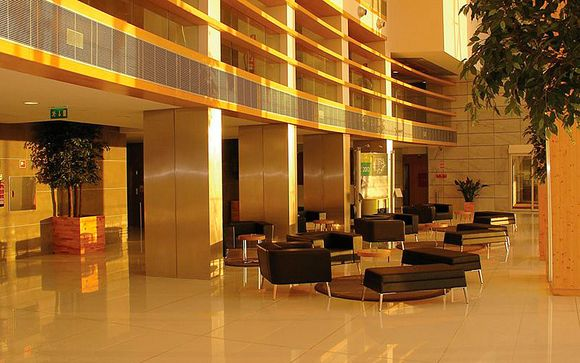 Hotel VIP Executive le abre sus puertas