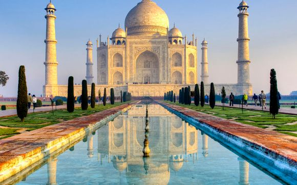 India Delhi – Las Perlas de la India con estancia en Goa desde 0,00 ? Delhi India en Voyage Prive por 0.00 EUR€