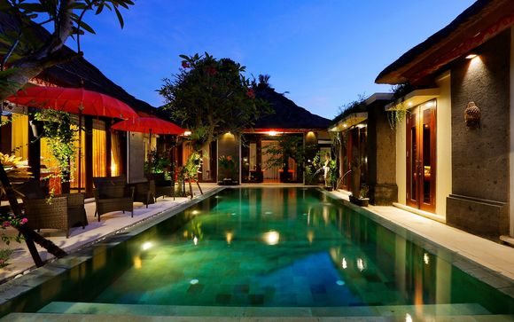 Mahagiri Villas Sanur 4*