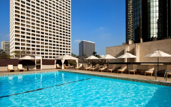 The Westin Bonaventure Hotel & Suites 4*