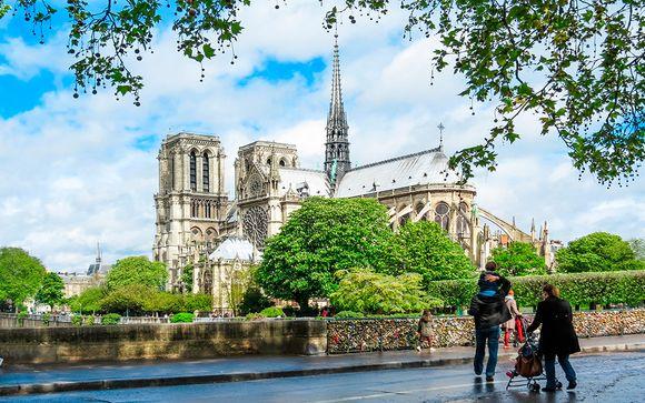 La Magia de Disney en París