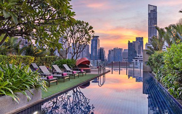 Tu preextensión en Bankok en el Alof Hotel