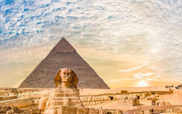 Descubre Egipto con Hotel Safir 5*