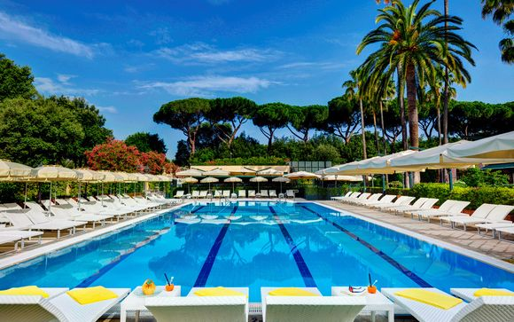 Parco dei Principi Hotel & Spa 5*