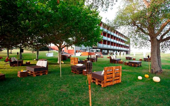 DoubleTree by Hilton Hotel Empordà & SPA 4*