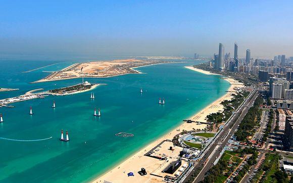 ¡Completa tu estancia en Abu Dhabi!