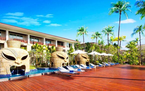 Votre extension à l'hôtel Sentido Graceland Khao Lak Resort 5*