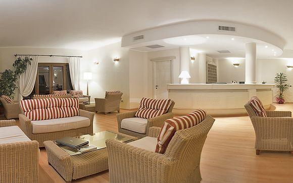 Poussez les portes de l'hôtel Club Esse Shardana 4*