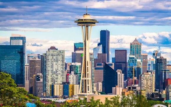 Rendez-vous... à Seattle et en Alaska