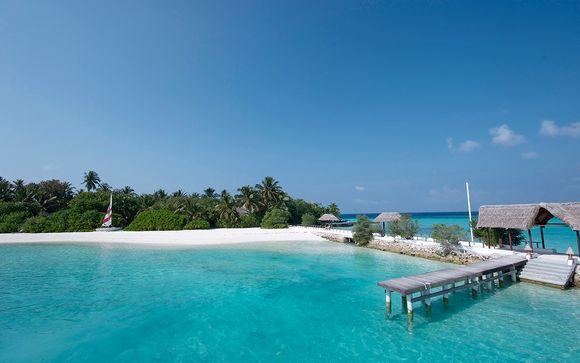 Hôtel Makunudu Island 4*