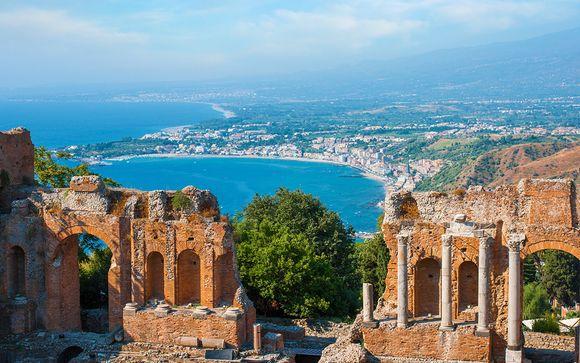 Rendez-vous... à Trapani et Taormine