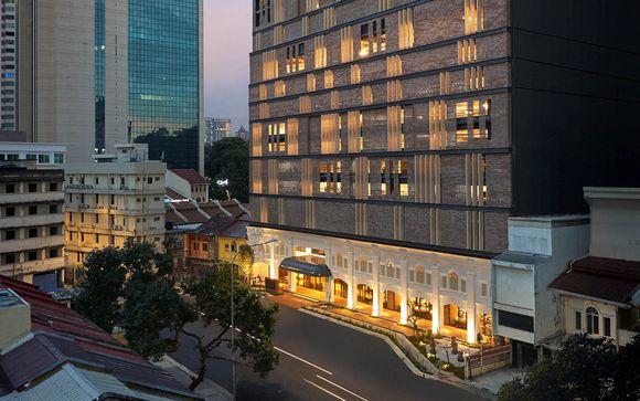 Poussez les portes de l'hôtel Stripes 5* à Kuala Lumpur