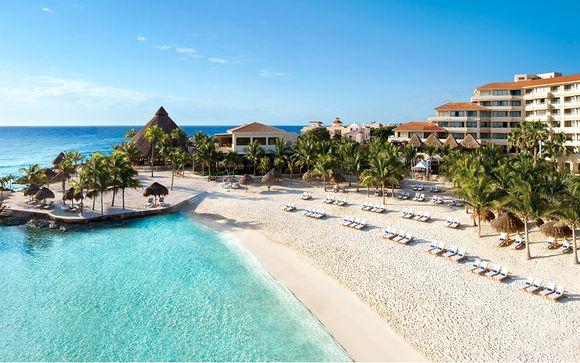 Dreams Puerto Aventuras Resort & Spa 5* et Circuit Yucatan