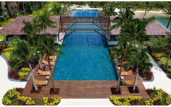 Poussez les portes de l'hôtel Movenpick Resort & Spa Jimbaran 5* à Jimbaran