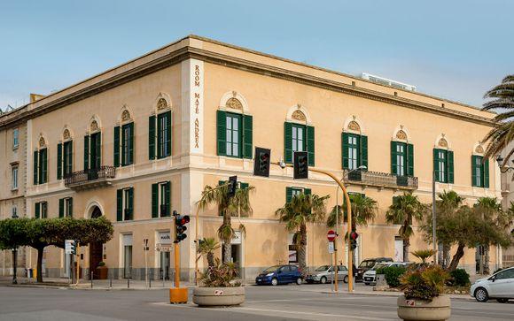 Poussez les portes de l'hôtel Room of Andrea