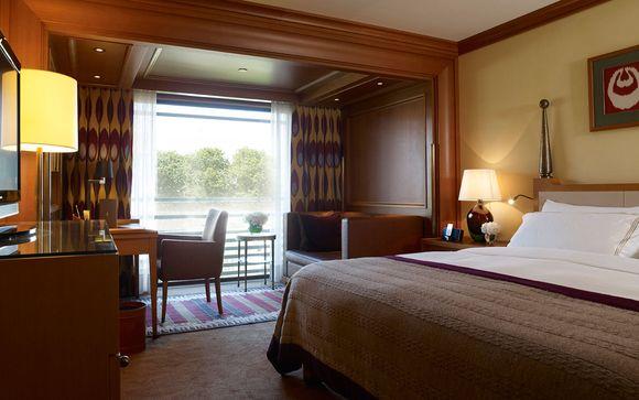 Poussez les portes de l'hôtel Divan Istanbul 5*