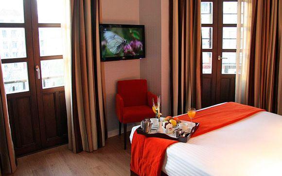 Poussez les portes de votre Hotel Casa de la Trinidad 4*