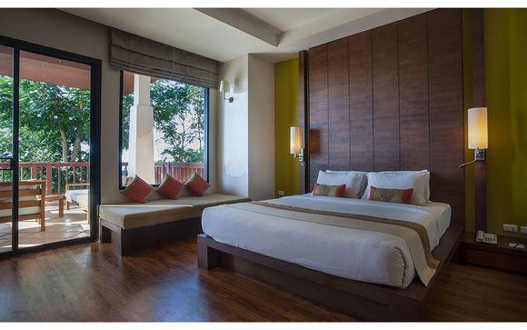 Poussez les portes de votre hôtel Crown Lanta Resort & Spa 5*