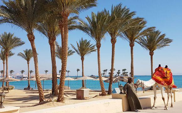 Combiné Hilton Resort Hurghada 5* & croisière sur le Nil