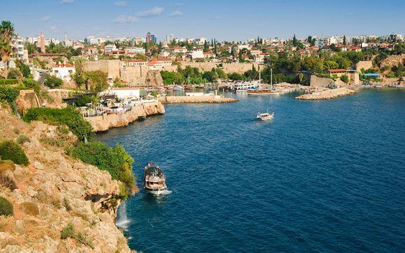 Rendez-vous... dans la région d'Antalya
