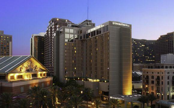 Poussez les portes de votre hôtel à La Nouvelle-Orléans