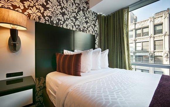 Poussez les portes de l'hôtel Hôtel Best Western Premier Herald Square à New York