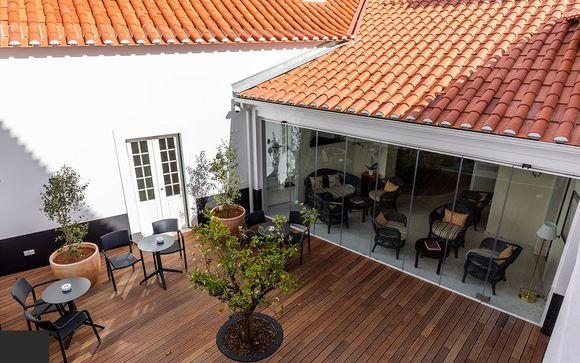 Poussez les portes de votre hôtel Pousada Vila Obidos