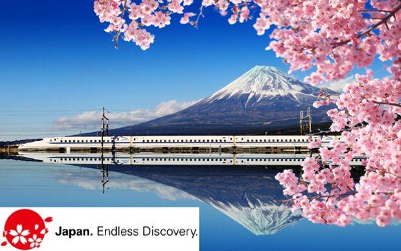 Escapade japonaise : de Kyoto à Tokyo<br/>9 jours et 6 nuits