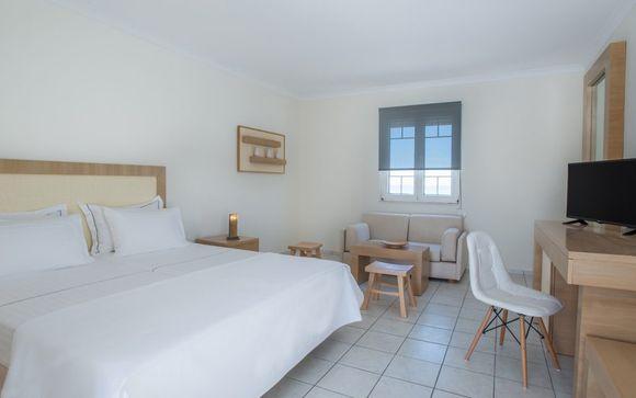 Poussez les portes du Golden Milos Beach Hotel 4*