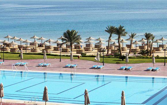 Egypte Hurghada - Hôtel Old Palace Resort 5* à partir de 599,00 € (599.00 EUR€)