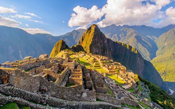 Rendez-vous... au Pérou et aux Galapagos