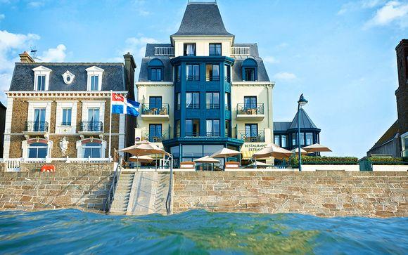 Hôtel Best Western Alexandra 4*