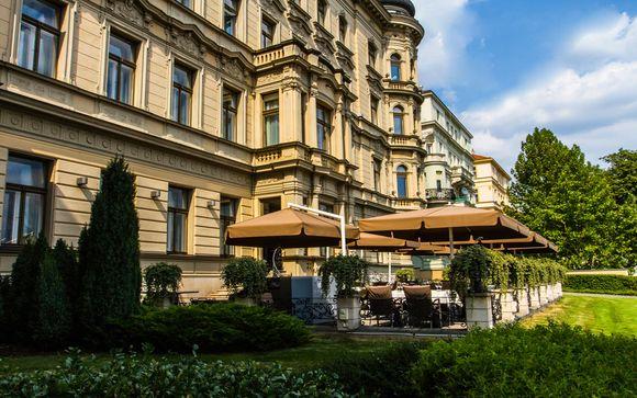 République Tchèque Prague - Le Palais Art Hotel Prague 5* à partir de 104,00 € (104.00 EUR€)
