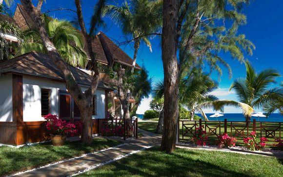 Poussez les portes de l'hôtel Le Saint Alexis 4* à la Réunion