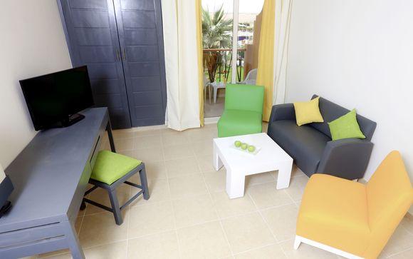 Poussez les portes de l'Hôtel Lemon & Soul Makadi Bay 4*