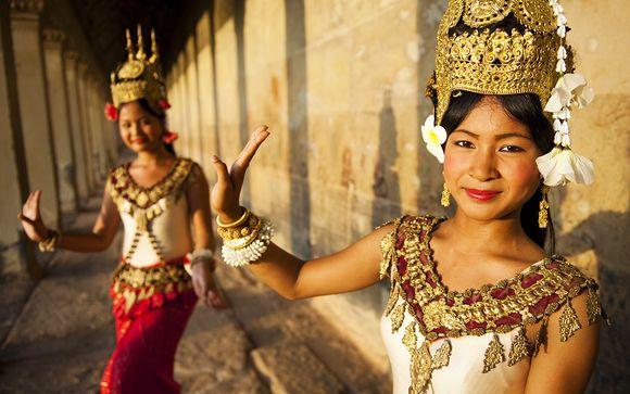 Circuit Cambodge en liberté avec ou sans extension balnéaire