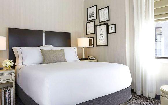 Poussez les portes de The Gregory Hotel 4* à New York