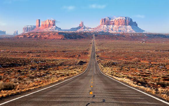 La Route 66 en Harley-Davidson ou en voiture - 15 nuits