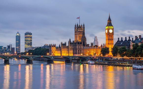 Rendez-vous à ... Londres