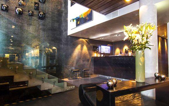 Poussez les portes du boutique-hôtel Centerhotel Thingholt 4*
